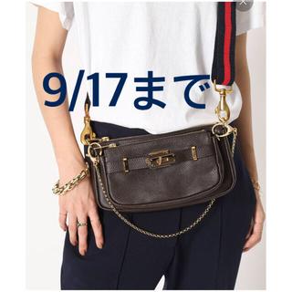 DEUXIEME CLASSE - 9/17まで■SITA PARANTICA シータ パランティカ ダブルポーチ
