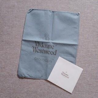 ヴィヴィアンウエストウッド(Vivienne Westwood)のヴィヴィアン・ウエストウッド ギフト袋 ショッパー ショップ袋(ショップ袋)