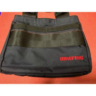 BRIEFING - ブリーフィング ゴルフ Bシリーズ  カート バッグ ディープシー ミニトート