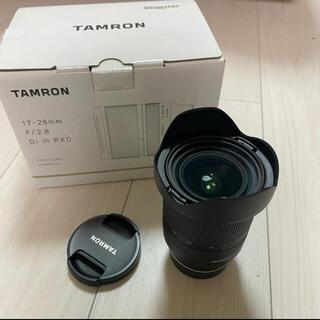TAMRON - TAMRON 17-28mm F/2.8 Di Ⅲ RXD