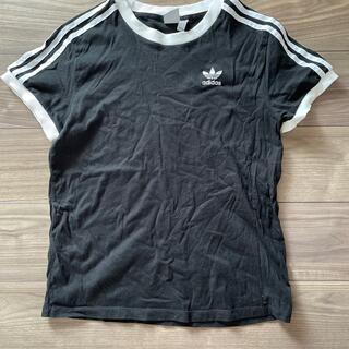 adidas - adidas tシャツ レディース M