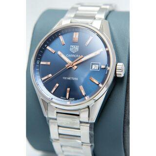 タグホイヤー(TAG Heuer)の 未使用タグホイヤー カレラWAR1112.BA0601クォーツ ブルーデイト(腕時計(アナログ))