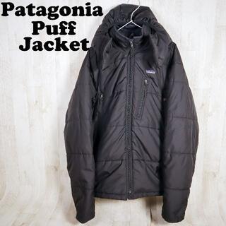 patagonia - パタゴニア Patagonia パフジャケット ダウンジャケット ブラック M
