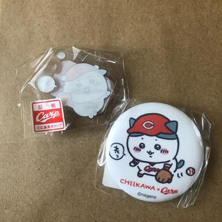 BANDAI - ちいかわ アクリルスタンド 缶バッチセット
