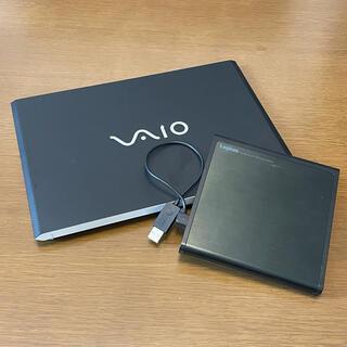 SONY - SONY VAIO Core i7 8GB SSD238GB搭載 win10