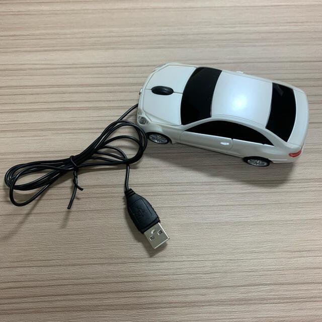 【かすかなアニオタ様専用】メルセデスベンツ USBマウス スマホ/家電/カメラのPC/タブレット(PC周辺機器)の商品写真