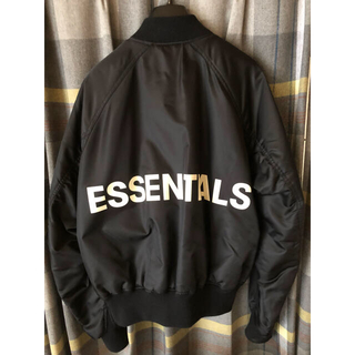 FOG essentials ボンバージャケット Sサイズ