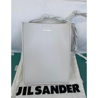 Jil Sander - JIL SANDER ショルダーバッグ  ホワイト