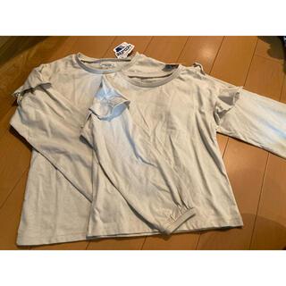 グローバルワーク(GLOBAL WORK)のグローバルワークス長袖Tシャツ120と140(Tシャツ/カットソー)