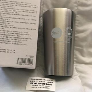 コカコーラ(コカ・コーラ)の未使用 コカ・コーラ 東京オリンピック サーモタンブラー(グラス/カップ)