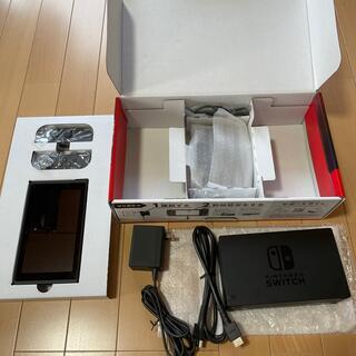 Nintendo Switch - 【美品中古】Nintendo Switch Joy-Con(L)/(R) グレー