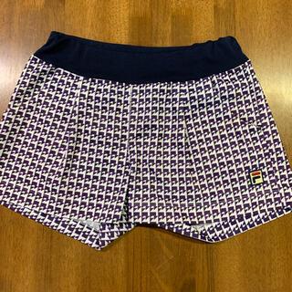 フィラ(FILA)の美品 フィラ テニス ショートパンツ Mサイズ(ウェア)
