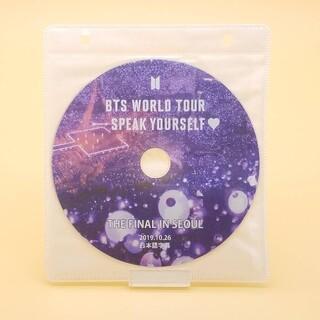 防弾少年団(BTS) - 大人気💛BTS💛THE FINAL IN SEOUL 日本語字幕 DVD1枚