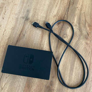 Nintendo Switch - Nintendo Switch ドックとコード *純正品*