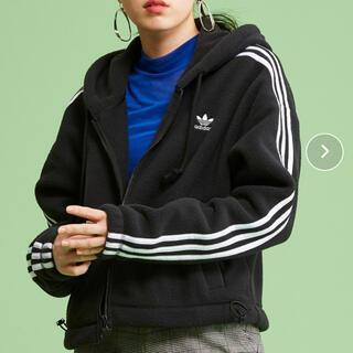 adidas - adidas  アディダスオリジナルス ジャージ フリースパーカー xs