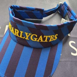 PEARLY GATES - PEARLY GATES サンバイザー 帽子