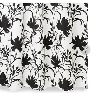 フランフラン(Francfranc)のフランフラン カーテン 遮光 アイリス 100×178 4枚(カーテン)