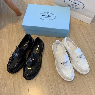 PRADA - ☆Pradaプラダ ☆レディース 革靴001