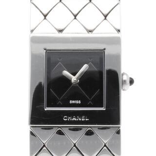 シャネル(CHANEL)の【中古】シャネル CHANEL 腕時計  ステンレススチール(腕時計)