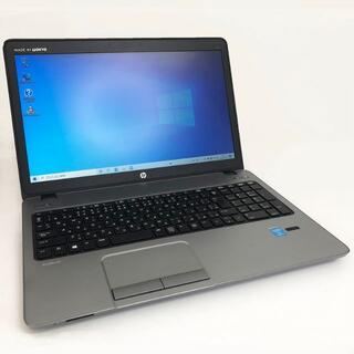 ヒューレットパッカード(HP)のHP ノートパソコン ProBook 450G1 i5-4200M(ノートPC)