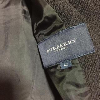 バーバリー(BURBERRY)のバーバリーテーラードスーツ今だけ(スーツ)