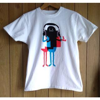 Design Tshirts Store graniph - グラニフTシャツ『ビューティフルシャドウ』Sサイズ