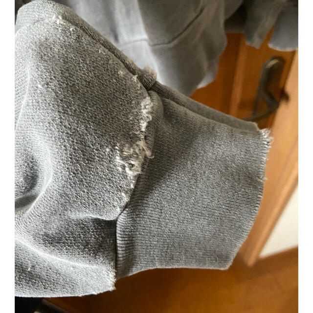GDC(ジーディーシー)のGirls Don't Cry スウェット グレー メンズのトップス(スウェット)の商品写真