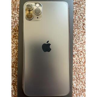 Apple - 美品 iPhone 11 Pro Max 256GB Space Gray