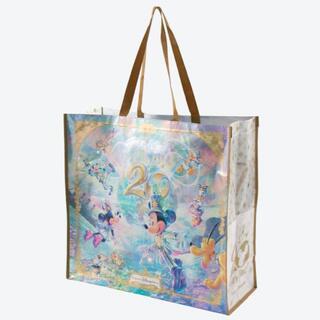 Disney - ディズニーシー20周年 ショッピングバッグ