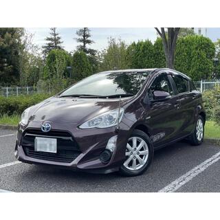 トヨタ - 平成28年式 車検2年付き 8000キロ アクア 保証1年付き