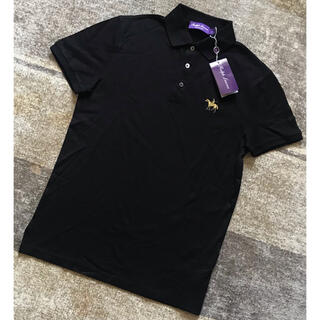 ラルフローレン(Ralph Lauren)のき 最高級ライン ラルフローレンパープルレーベル ポロシャツ S(ポロシャツ)