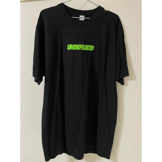 UNDEFEATED - UNDEFEATED 半袖 Tシャツ