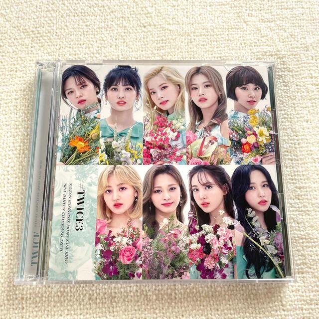 Waste(twice)(ウェストトゥワイス)の#TWICE3 (初回限定盤B) エンタメ/ホビーのCD(K-POP/アジア)の商品写真
