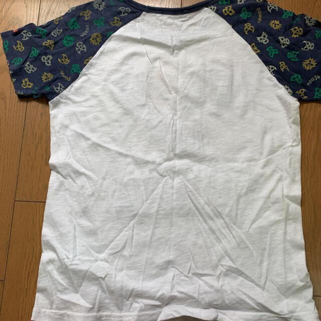 rough(ラフ)のレスラー柄Tシャツ レディースのトップス(Tシャツ(半袖/袖なし))の商品写真