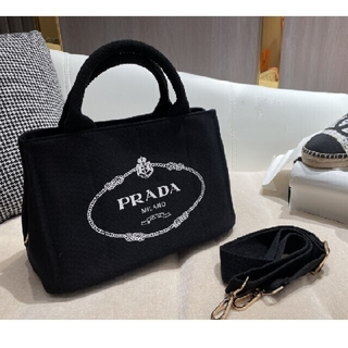 PRADA - PRADA プラダ人気ショルダーバッグ ハンドバッグ