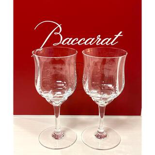 Baccarat - バカラ 新品 ペア ワイングラス カプリ シャンパン フランスBaccarat
