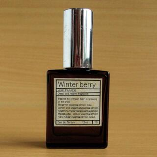 オゥパラディ(AUX PARADIS)のAUX PARADIS オゥパラディ 香水 ウィンターベリー ユーズド品(香水(女性用))
