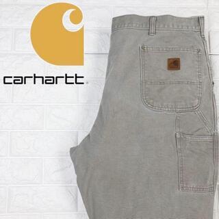 カーハート(carhartt)のカーハート ペインターパンツ 超ゆるだぼ ビッグシルエット ワンポイント 革タグ(ペインターパンツ)