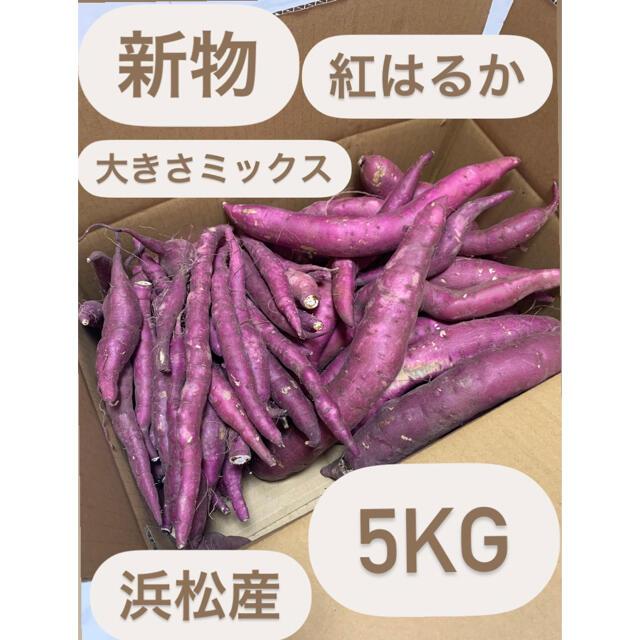 2Sサイズ B品訳あり 約5kg入り 紅はるか さつまいも  食品/飲料/酒の食品(野菜)の商品写真