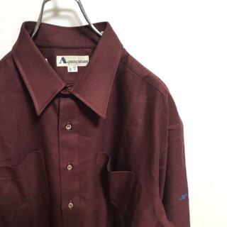 アクアスキュータム(AQUA SCUTUM)のSS2-17 Aquascutum 長袖シャツ(シャツ)