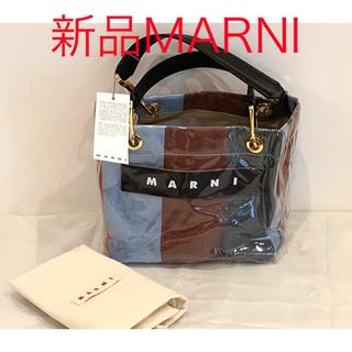 Marni - MARNI   マルニ GLOSSY GRIP バッグ      ♡新品未使用♡