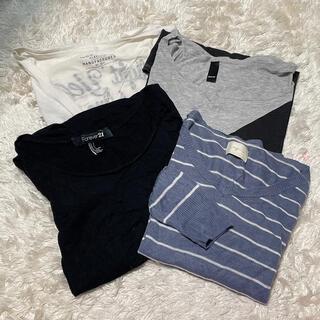 アングリッド(Ungrid)のTOPS set(Tシャツ(半袖/袖なし))