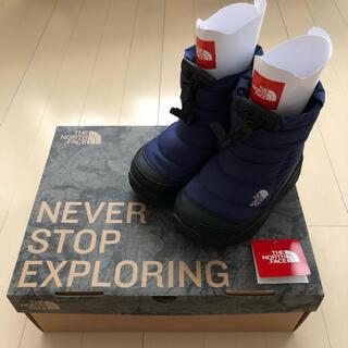 ザノースフェイス(THE NORTH FACE)の⭐️セール⭐️定番人気!ノースフェイス ヌプシブーティ ブーツ 16cm 箱付き(ブーツ)