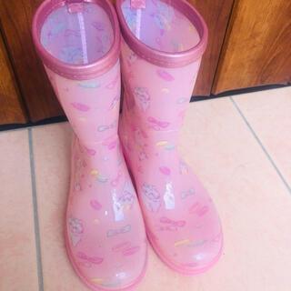 motherways - 長靴☆レインブーツ☆20センチ☆ マザウェイズ