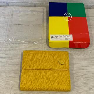 CASTELBAJAC - 【未使用】Castelbajac カステルバジャック 二つ折り財布