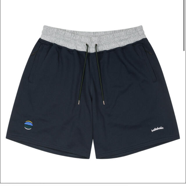 NIKE(ナイキ)の新作!ballaholic Sweat スウェットショーツ ネイビー  新品 メンズのパンツ(ショートパンツ)の商品写真