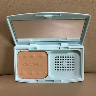 CEZANNE(セザンヌ化粧品) - 未使用♪セザンヌパウダーファンデーションEX03オークル