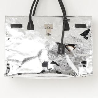 MARK&LONA - マークアンドロナ Prism Camo Classic Bag 銀