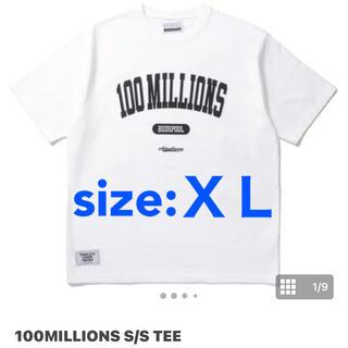 WACKO MARIA - APHRODITEGANG 舐達麻 100MILLIONS Tシャツ