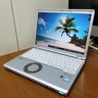 Panasonic - 美品 レッツノート CF-SZ5 SSD128GB office付